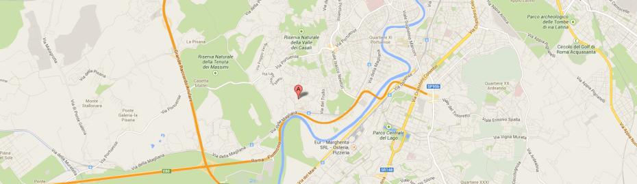 Via Bosco degli Arvali 00148 Roma