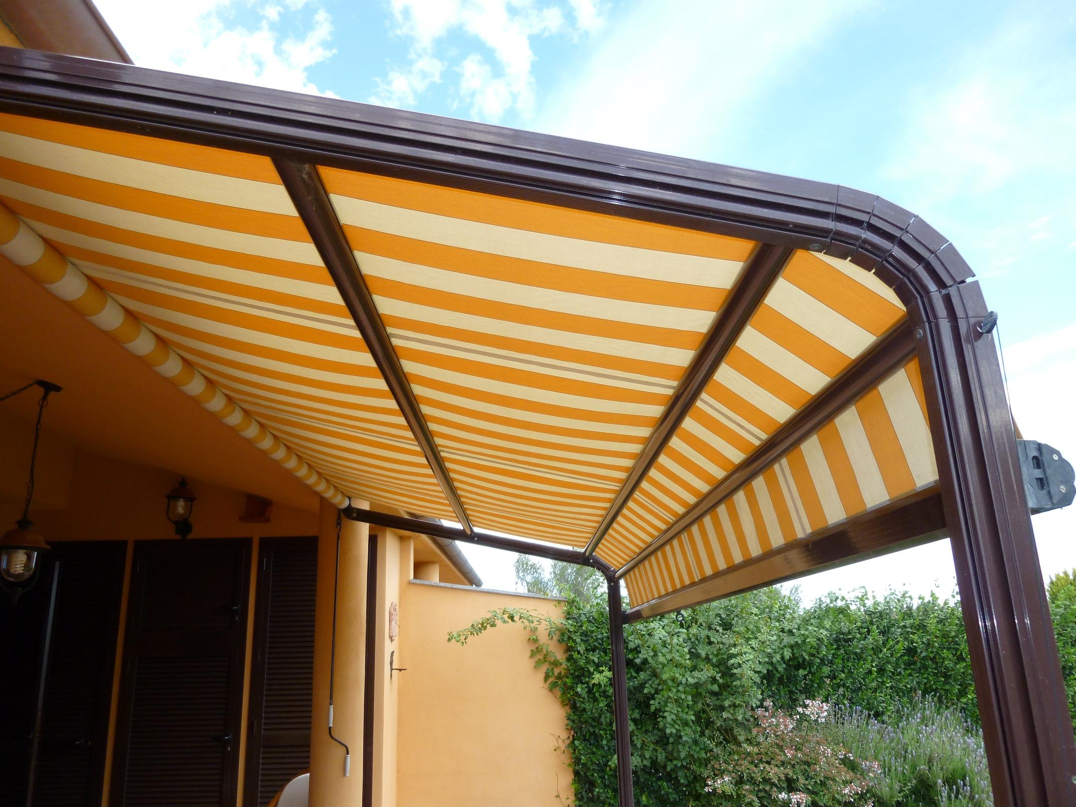 Tende da sole e zanzariere gardenia service - Tende da esterno leroy merlin ...