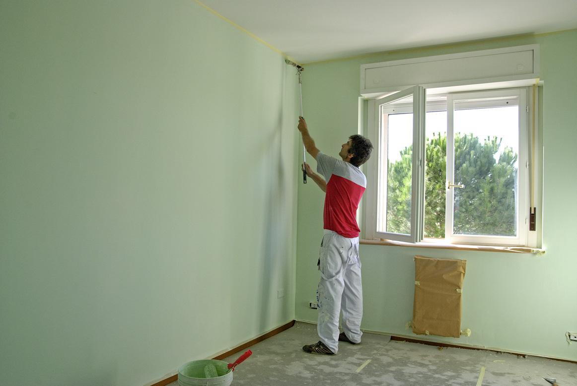 Tinteggiatura gardenia service - Colori alle pareti di casa ...